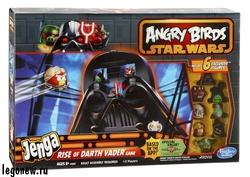 Hasbro A4805H Игра ABSW Jenga: Дарт Вейдер