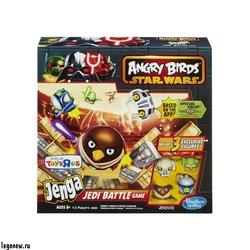 Hasbro A4803H Игра Дженга Атака Клонов (Jenga Jedi Battle game)