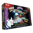 Настольная игра Ranok-Creative 100 фокусов в магическом кейсе 6022