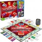 Настольная игра Hasbro Монополия с банковскими карточками 37712121