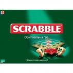 Настольная игра Fisher-Price Scrabble украиноязычная РР3090