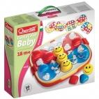 Мозаика Quercetti Fantaсolor Baby Tris di bottoni 4410-Q