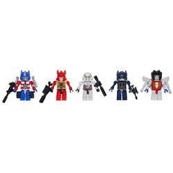 Конструктор 5 минифигурок Невероятная коллекция Креонов (Ultimate Collection), из серии Kreon Micro-Changers 2013, KRE-O Transformers, Hasbro [A4641]