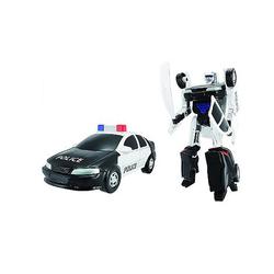 Робот-трансформер - ПОЛИЦИЯ (15 см)