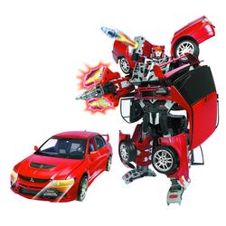 Робот-трансформер - MITSUBISHI LANCER EVOLUTION IX (1:12)