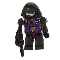 Конструктор-минифигурка Трансформер Blast Off 2-в-1, из серии Kreon Micro-Changers 2013, KRE-O Transformers, Hasbro [A2200-47]