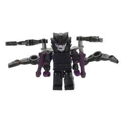 Конструктор-минифигурка Трансформер Airachnid 2-в-1, из серии Kreon Micro-Changers 2013, KRE-O Transformers, Hasbro [A2200-50]