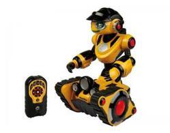 Радиоуправляемый робот WowWee Roborover Исследователь 8515
