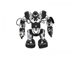 Радиоуправляемый робот WowWee Robosapien серебристый
