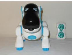 Радиоуправляемая интерактивная собачка Космопёс 2099 (голос, поет, танцует, слушается)
