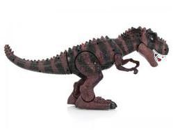 Интерактивный робот динозавр с ружьем 6625