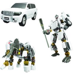 Робот-трансформер Roadbot Toyota Land Cruiser 3 в 1 1:32 (55060RN)