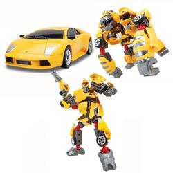 Робот-трансформер Roadbot Lamborgini Murcielago 3 в 1 1:32 (55010RN)
