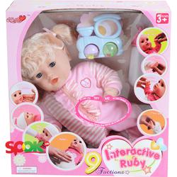 Интерактивная кукла Bambi 3308