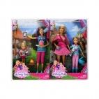 Кукла Barbie Набор Развлечение Барби в Сказке о пони X8411