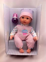 кукла 5311 пупс саша функциональная, на батарейках, в коробке joy toy