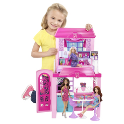 Дом Barbie Glam Vacation House and Doll (Y4118)