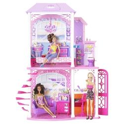 Дом Barbie Beach House and Doll (W7236)