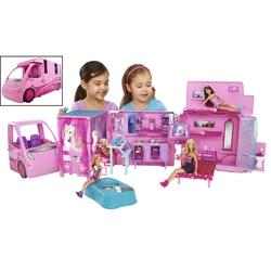 Автомобиль Barbie Sisters' Deluxe Camper (X8410)