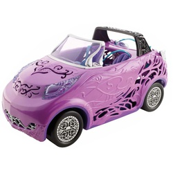 Кабриолет Monster High Travel Scaris Scooter Vehicle (Y4307)