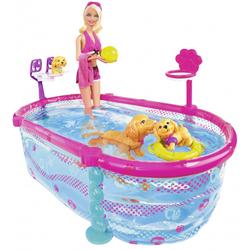 Бассейн Barbie для купания щенков (T2706)