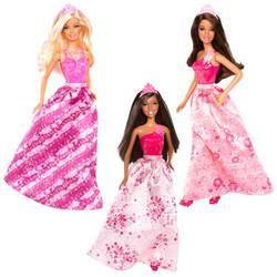 Кукла Mattel Barbie Принцесса вечеринки в ассорт (РР6390)