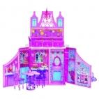 Домик для кукол BARBIE Барби Марипосса и Принцесса фей Королевство фей Y6855