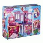 Домик для кукол Barbie Замок Барби Марипосса и Принцесса фей Y6383