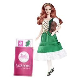 Кукла Mattel Barbie Страны мира Ирландия (Ш3440)