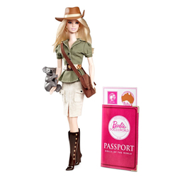 Кукла Mattel Barbie Страны мира Австралия (Ш3321)