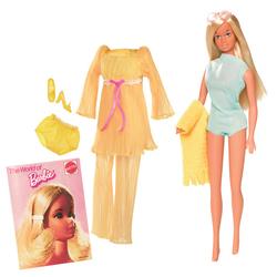 Кукла Mattel Barbie Капсула времени Малибу 1971 (НН4977)