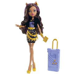 Кукла Mattel Monster High Clawdeen Wolf (Y7664)