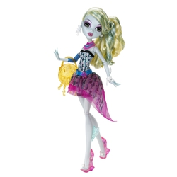 Кукла Mattel Monster High Lagoona Blue (X4530)