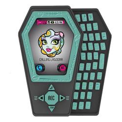 Игрушечный телефон с записью голоса Школа Монстров - Лагуна Блю, зеленый, IMC Toys [1168976]