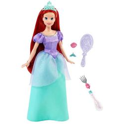 Кукла Mattel Disney Принцесса Роскошные волосы 2 вида (ВВ9249)