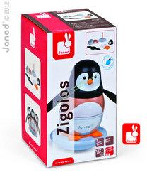 Игрушка качалка Janod Пингвинчик J08127 NEW!