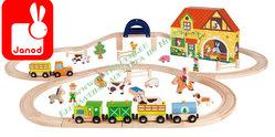 Железная дорога Janod Ферма J08525 NEW!