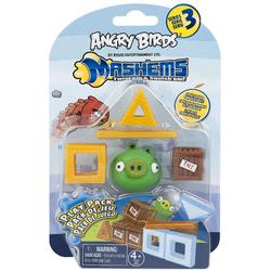 Набор Tech4Kids Angry Birds S3 Машемс Свинка с блоками А (50311-S3AP)