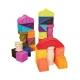 Развивающие силиконовые кубики Battat ПОСТРОЙ-КА! (26кубиков,в сумочке) (art:BX1003N) (f:105298)