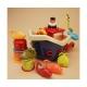 Набор игровой Battat ЛОВИСЬ,РЫБКА (для игры в ванной,12аксессуаров) (art:BX1012Z) (f:105315)