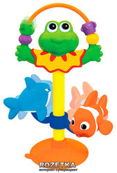 Игрушка на присоске Лягушка  Kiddieland (047829)