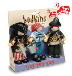 Набор кукол Le Toy Van Пираты BK909 NEW!