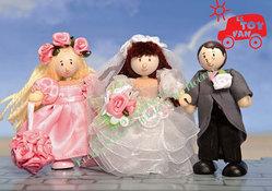 Набор кукол Le Toy Van Молодожены BK911 NEW!