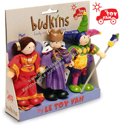Набор кукол Le Toy Van Королевство BK910 NEW!