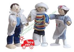 Набор кукол Le Toy Van Больница BK901 NEW!