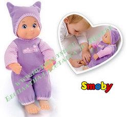 Кукла Smoby Minikiss интерактивная 160121 NEW!