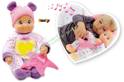 Кукла Smoby Minikiss Dodo со звездочкой 160153 NEW!