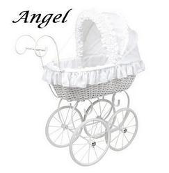 Коляска для кукол плетеная Artwares Angel