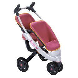 Прогулочная коляска Quinny для 2 кукол Maxi Cosi Smoby (Смоби)