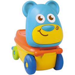 Чемодан-каталка BabyBaby Дорожный чемоданчик Медвежонок (6939)